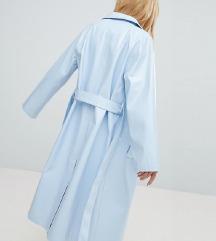 C&A pastelno plavi mantil-kao nov
