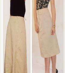 2.2.Prelepa Comma M dugačka suknja