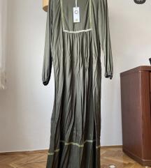 Duga haljina sa etiketom XXL/XL