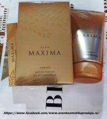 Avon maxima set
