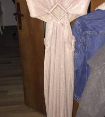 Duga haljina za maturu.
