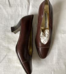 Italijanske kožne vintage cipele