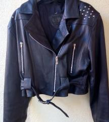 Kozna MONA jakna (vodite se merama) rokerka