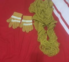 Šal i rukavice