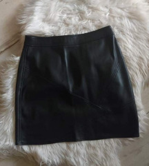 Amisu kozna suknja