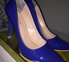 Cipele plave br:38