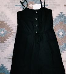 HM crni jumpsuit, vel. 34