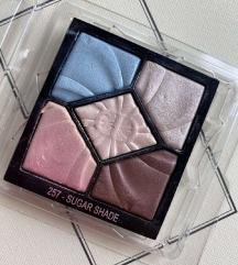 Dior 5 couleurs 257 Sugar Shade, kao NOVO