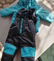 %%Decja zimska jakna +pantalone kao nove