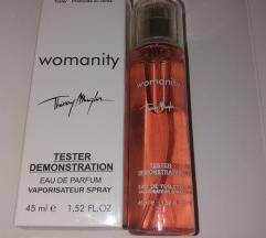 Thierry Mugler Womanity-Rezzz