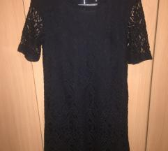 H&M haljina cipkasta SNIZENO