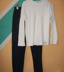 Pamučna pidžama vel 146/152