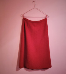 Zimska crvena suknja - Čoja