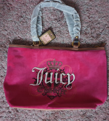 Original Juicy Couture torba, NOVO!!!