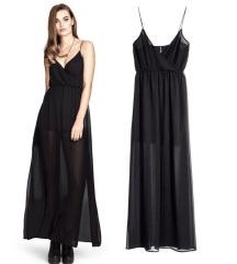 H&m maxi haljina