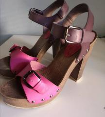 Sandale štikla AKCIJA