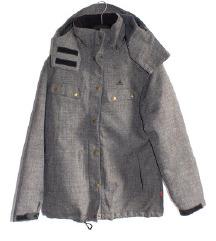 OCK siva zimska jakna