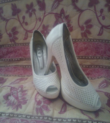 Bele cipele 38