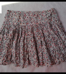 ASOS pamucna sarena suknja S/M