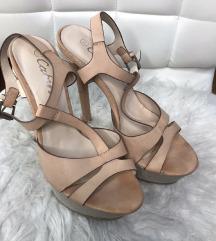 prelepe nude sandale