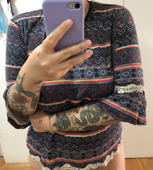 Nova boho bluza