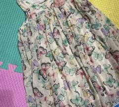 H&M haljinica leptirići