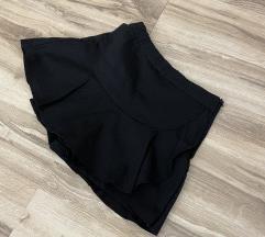 Zara šorts suknja