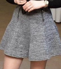 New yorker suknja siva S