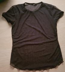 Sisley crna providna majica NOVO SNIZENOOOOO