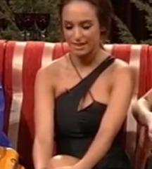 Dugacka haljina crna