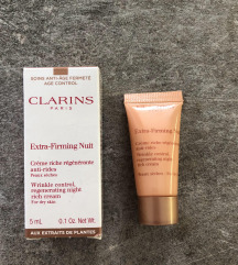 Clarins Extra Firming Nuit krema
