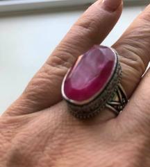 prsten RUBIN