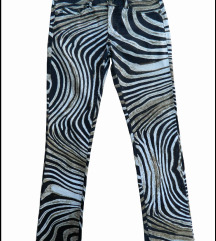 Just Cavalli animal pantalone original 28