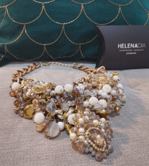 Helenadia ogrlica, sniženo