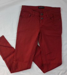 Terranova pantalone boje cigle