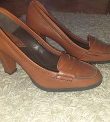 ** Zara kozne cipele KAO NOVE **