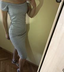 Siva haljinica