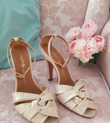 Miss Sixty nezno zlatne sandale %3000%