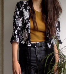 H&M Kimono sa resama