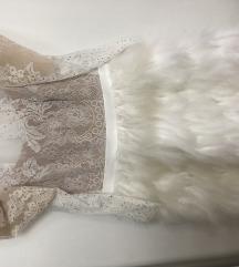 Perjana haljina sa cipkom 38-40