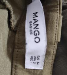 Savrsene MANGO pantalone