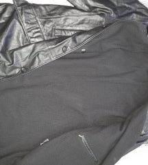Muska kozna jakna