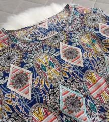 Lagana bluza - tunika bez rukava