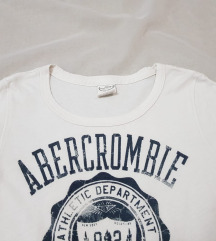 Abercrombie&Fitch original bela zenska majica