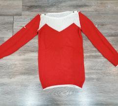 Dvobojan džemper