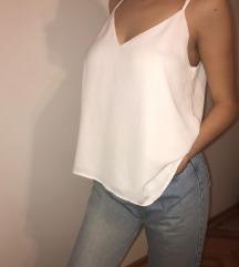Majica bela elegantna