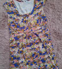 Pamucna haljina sarena xl
