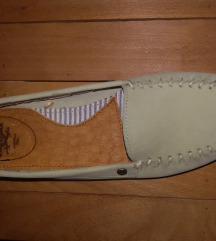 SANSIBAR kozne 38(25cm) mokasine+nova tasna