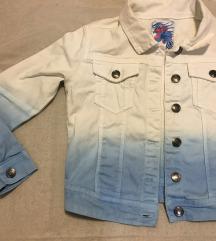 Y.d teksas jakna za uzrast 9-10 godjna 140cm