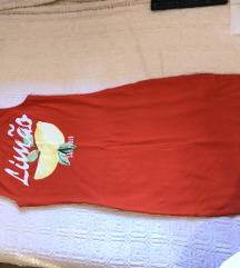 New yorker narandzasta haljina